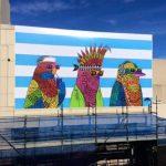 GATHERING GLEBE - site specific artworks