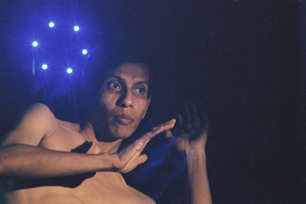 Santanu Bose, photo: Mayu Kanamori